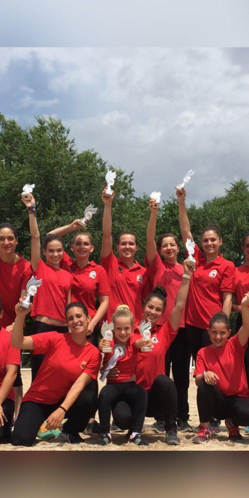EVM Campeonato de España Volteo 2018